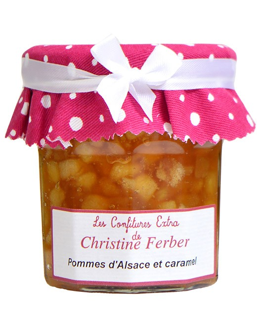 Apple with caramel Jam - Christine Ferber
