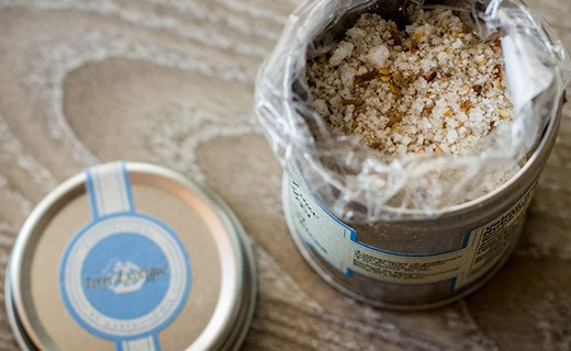 Salt flower with roasted spices - Terre Exotique