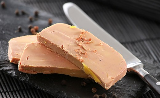Whole duck foie gras - Sudreau