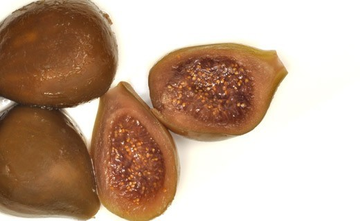 Green Figs in Armagnac Syrup - Vergers de Gascogne