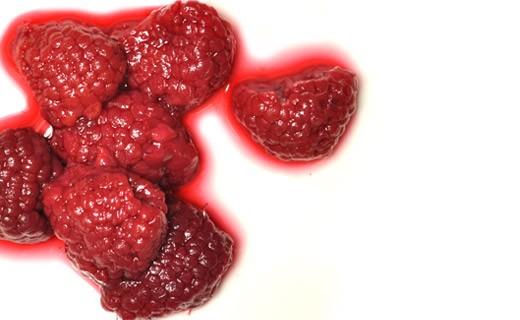 Raspberries in French Wine - Vergers de Gascogne