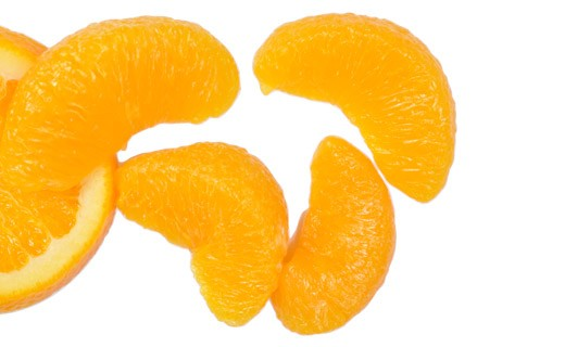 Oranges with Curaçao syrup - Vergers de Gascogne