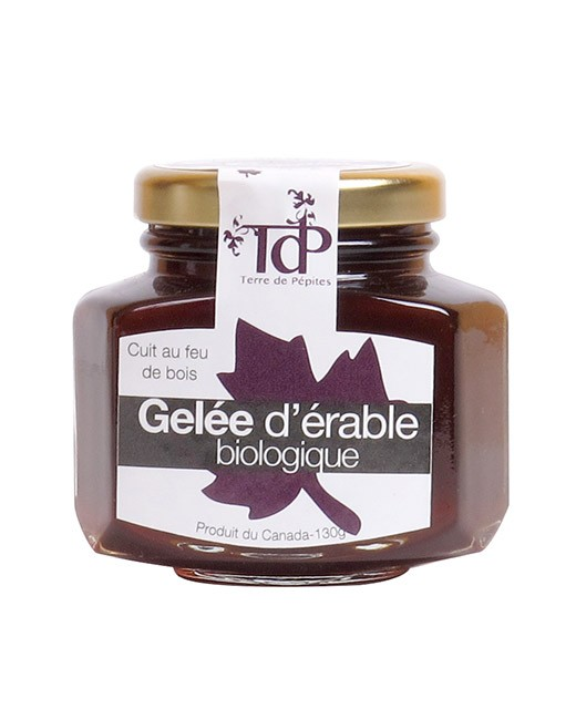 Maple jelly - organic - Terre de Pépites