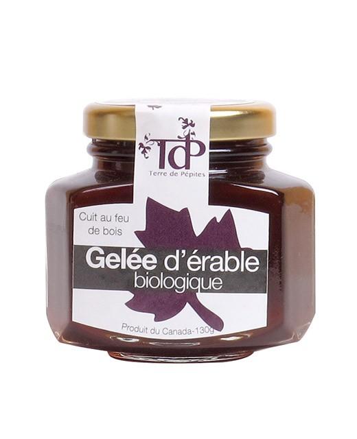 Maple jelly - organic - Terre de Pépites