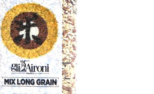 Rice mix - 3 colours - Gli Aironi