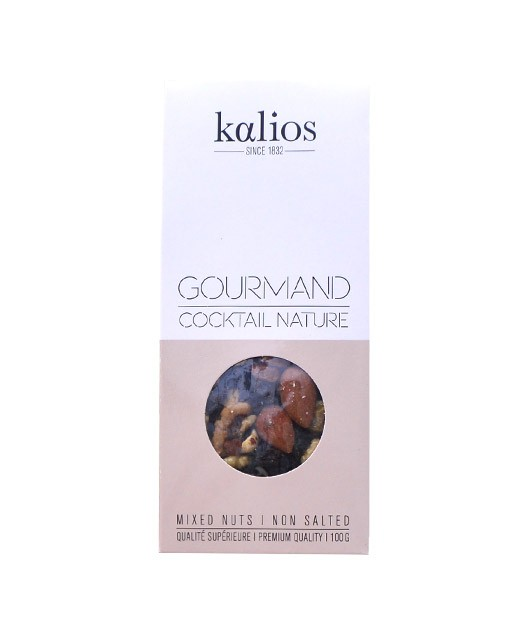 Cocktail nature gourmand
