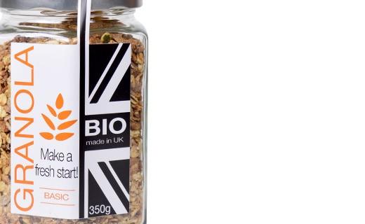 Organic Granola - Original recipe - Terre de Pépites