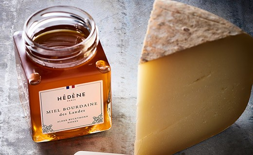 Alder buckthorn honey from the Landes - Hédène
