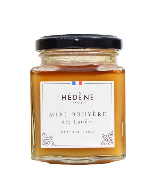 Heather honey from the Landes