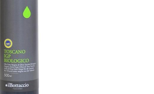 Organic Tuscan olive oil PGI - Il Bottaccio