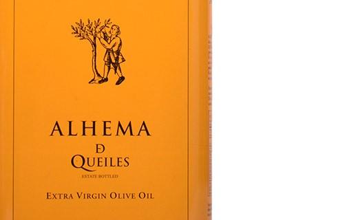Arbequina organic monovarietal olive oil - Hacienda Queiles