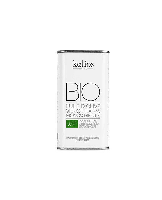 Extra virgin olive oil - Organic - Kalios