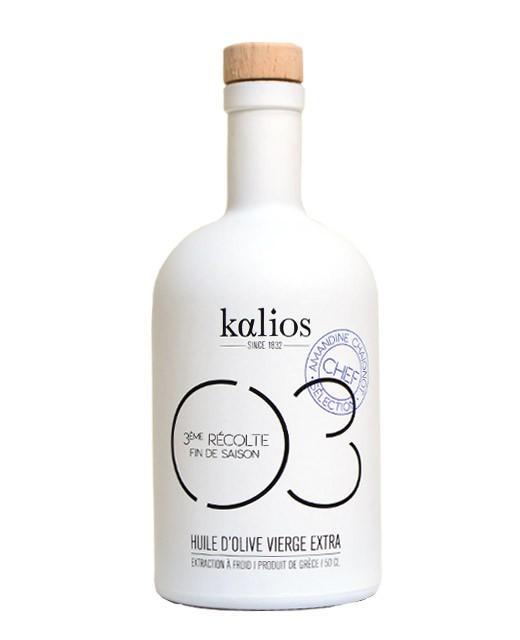 Extra virgin olive oil - Smoothness
