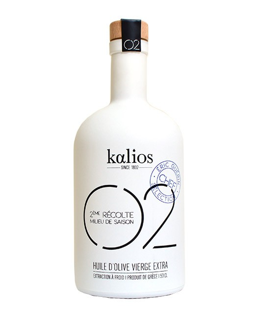 Extra virgin olive oil - Balanced - Kalios
