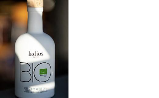 Extra virgin olive oil - Organic - Kalios