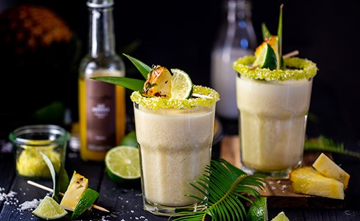 Pineapple juice - Alain Milliat
