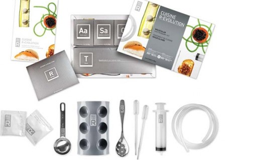 Molecular cooking Kit - Molécule-R