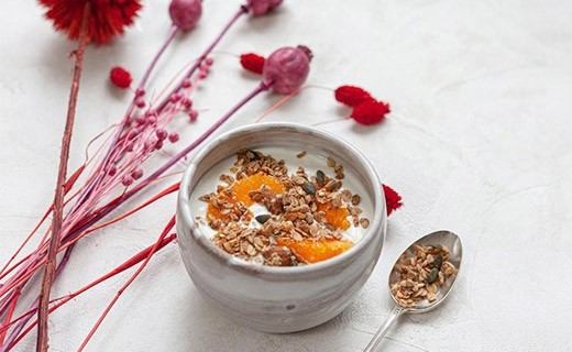 Granola - Christmas spices - Catherine Kluger