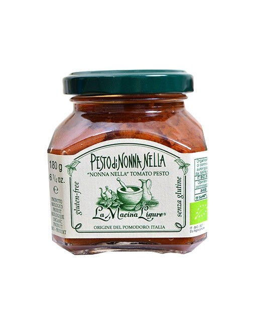 Red pesto - Nonna Nella - La Macina Ligure
