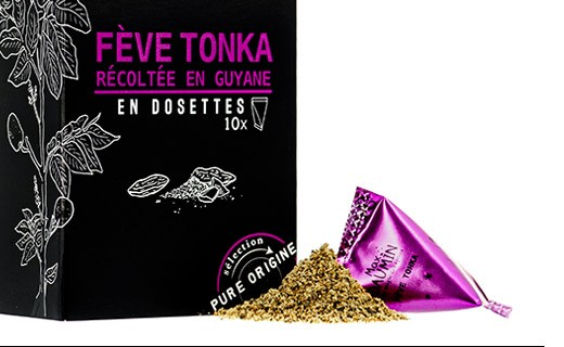 Tonka beans - fresh pods - Max Daumin
