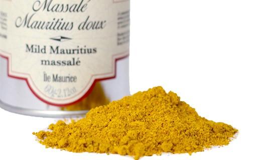 Mauritius Masala spices - mild - Terre Exotique