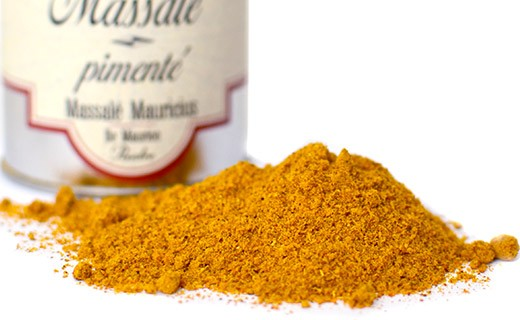 Mauritius Masala spices - hot - Terre Exotique