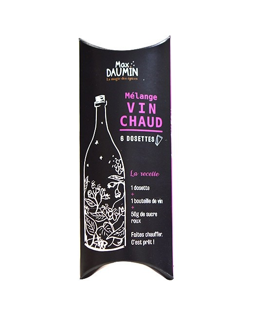 Mulled wine - fresh pods - Max Daumin