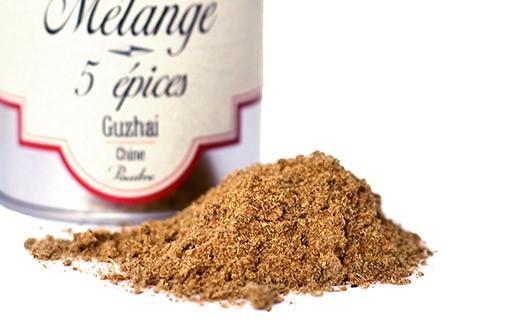 5 spices mix - Terre Exotique