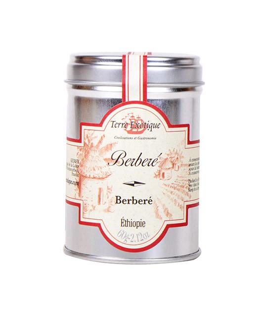Berberé spice mix - Terre Exotique