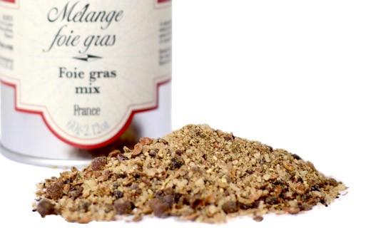 Foie Gras spice mix - Terre Exotique