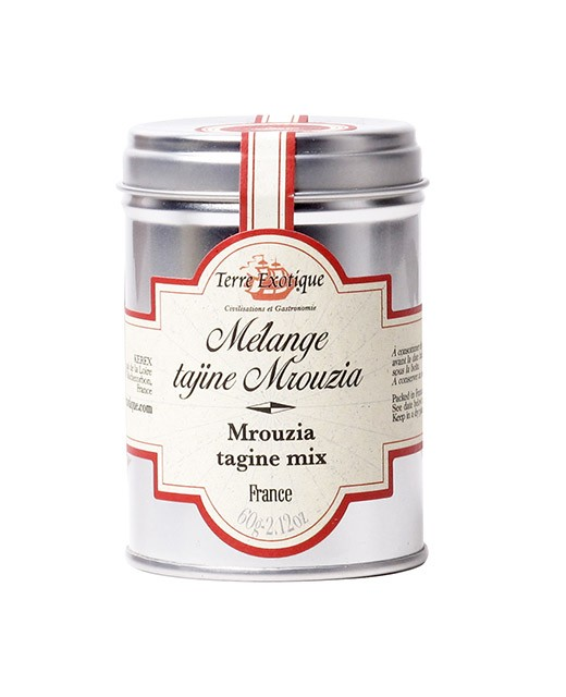 Mrouzia tajine spice mix - Terre Exotique