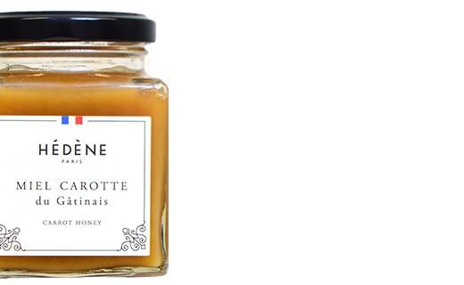 Carrot honey from Gâtinais - Hédène
