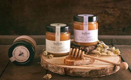 Wildflower honey - Kalios