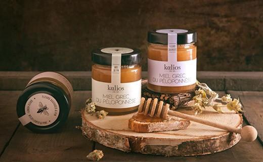 Oak honey   - Kalios