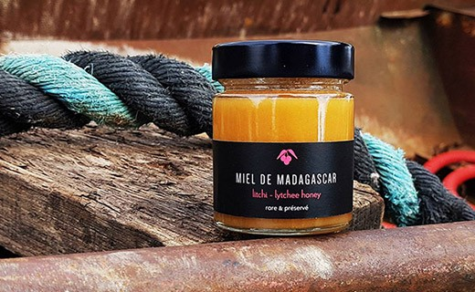 Lychee honey from Madagascar - Compagnie du Miel