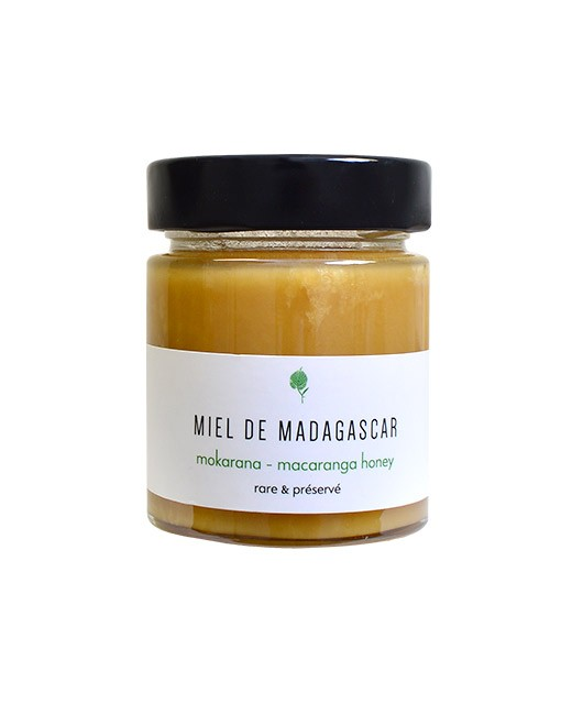Mokarana honey from Madagascar - Compagnie du Miel