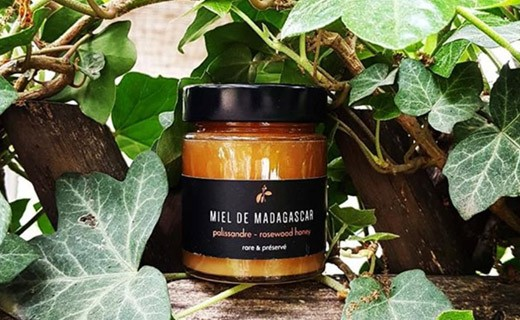 Rosewood honey from Madagascar - Compagnie du Miel