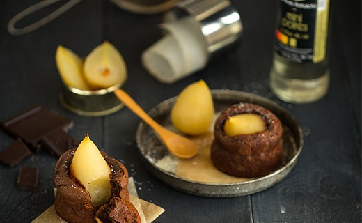 Mini Pears in its Brandy Syrup - Vergers de Gascogne