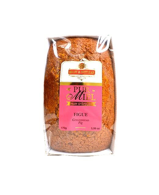 Pure honey gingerbread - Fig - Mulot & Petitjean