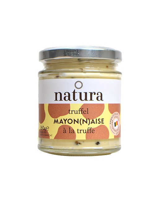 Mayonnaise with truffles