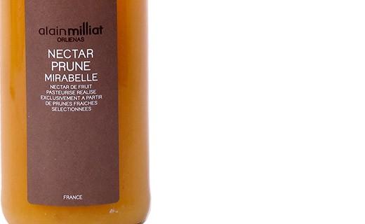 Mirabelle plum nectar - Alain Milliat