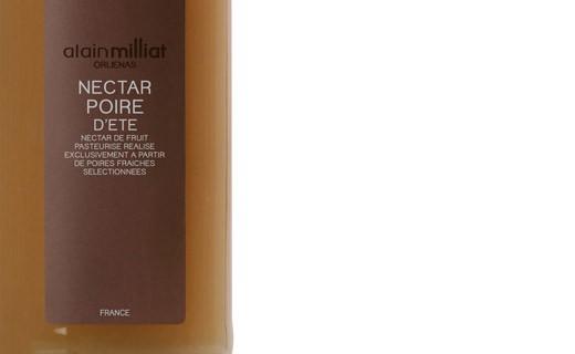 Williams Pear nectar - Alain Milliat