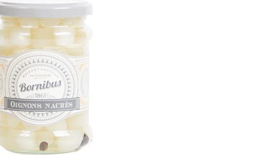 Nacré onions - Bornibus
