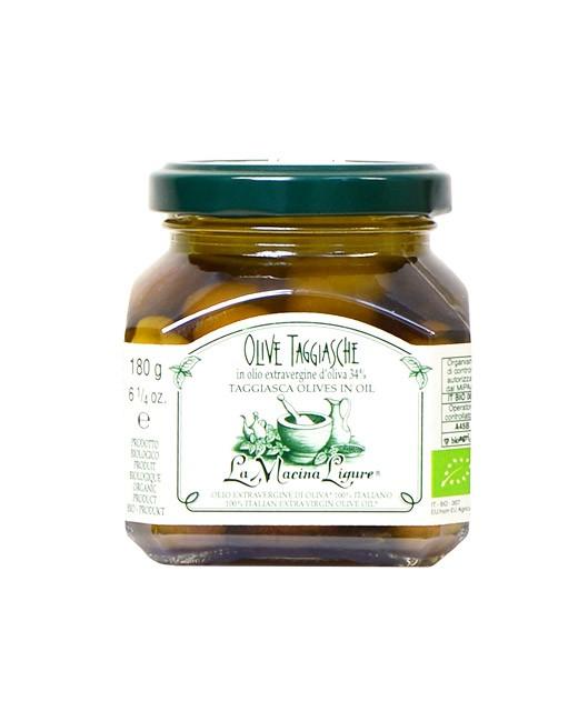 Olives Taggiasche bio - Macina Ligure (La)