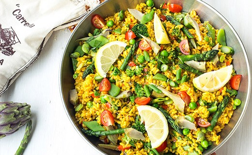 Mixture of paella spice with saffron - Antonio Sotos
