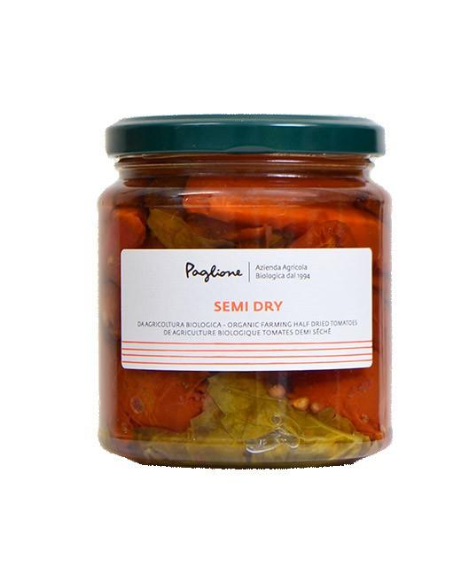Semi-dried tomatoes - Paglione