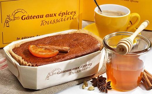 Original gingerbread - Maison Toussaint