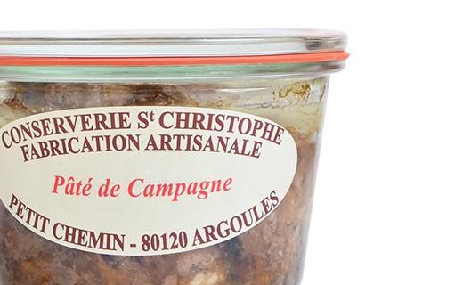 Countryside-style pâté - Conserverie Saint-Christophe