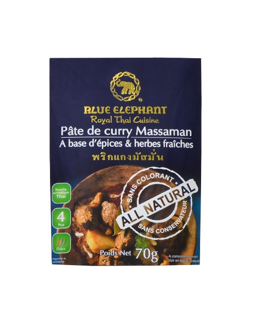 Massaman curry paste - Blue Elephant