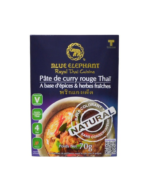 Red curry paste - Blue Elephant